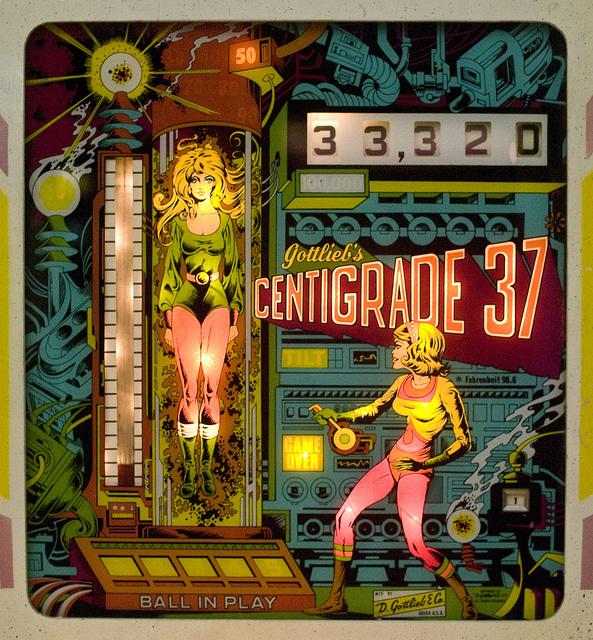 Centigrade 37 Pinball Mods