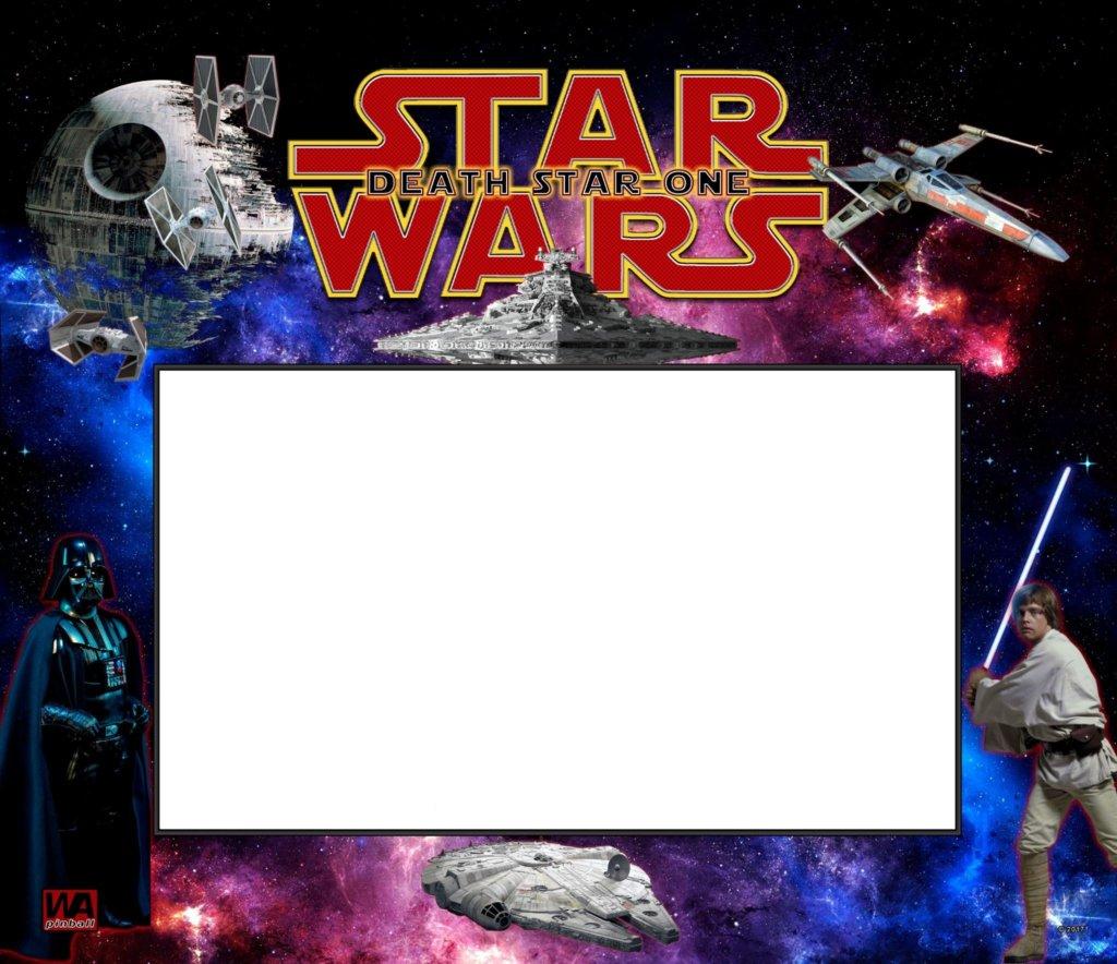 Star Wars Death Star One Pinball Mods