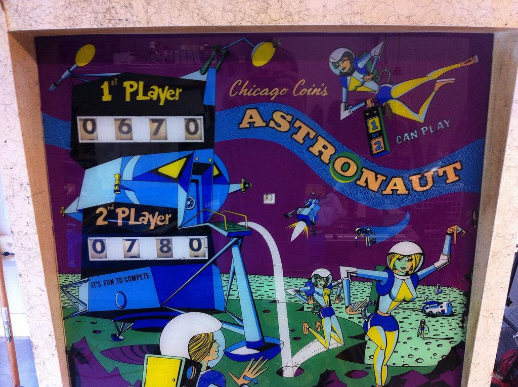 Astronaut Pinball Mods