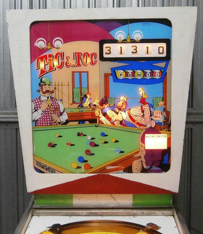 Tic & Toc Pinball Mods
