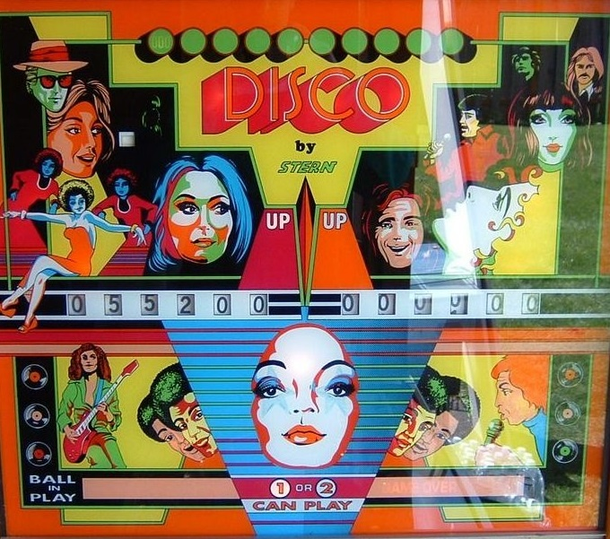Disco Pinball Mods