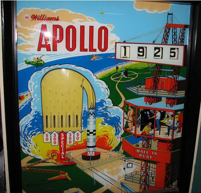 Apollo Pinball Mods