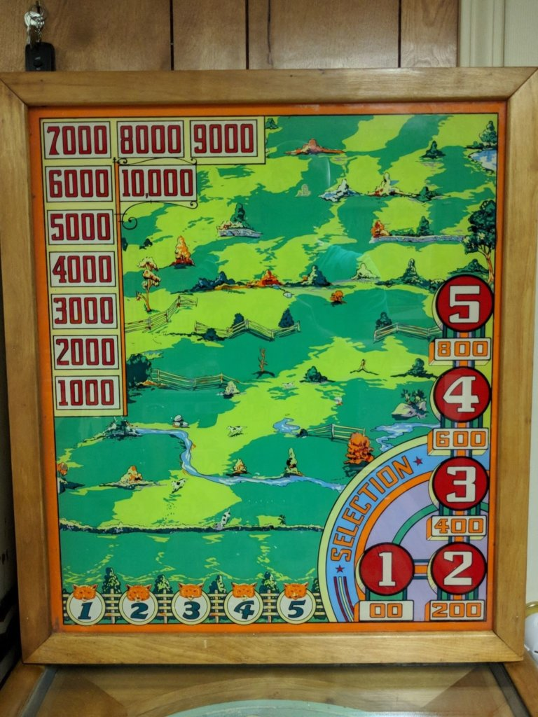 Fox Hunt Pinball Mods