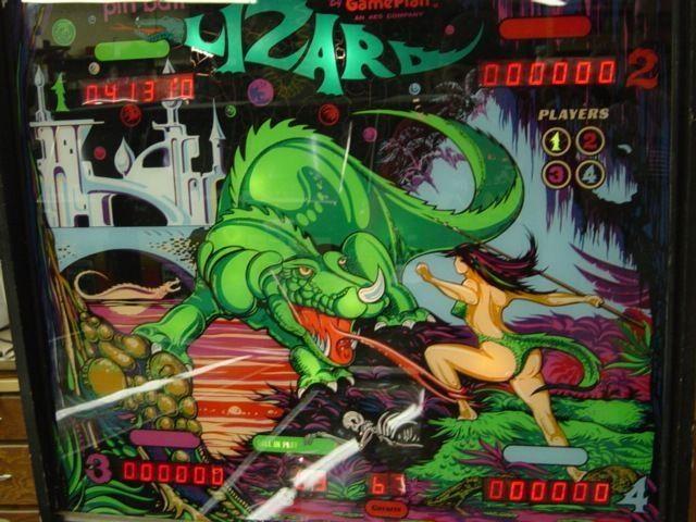 Pinball Lizard Pinball Mods