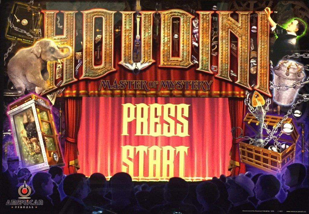 Houdini Pinball Mods