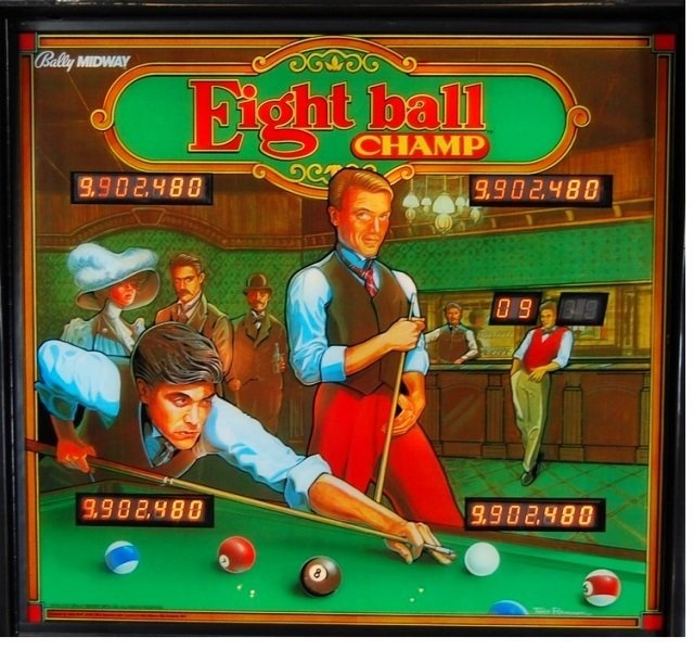 Eight Ball Champ Mods