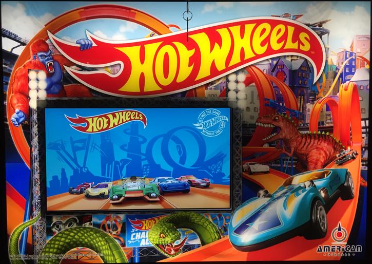 Hot Wheels Mods