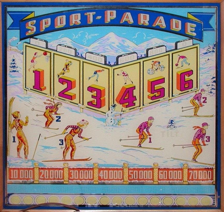 Sports Parade