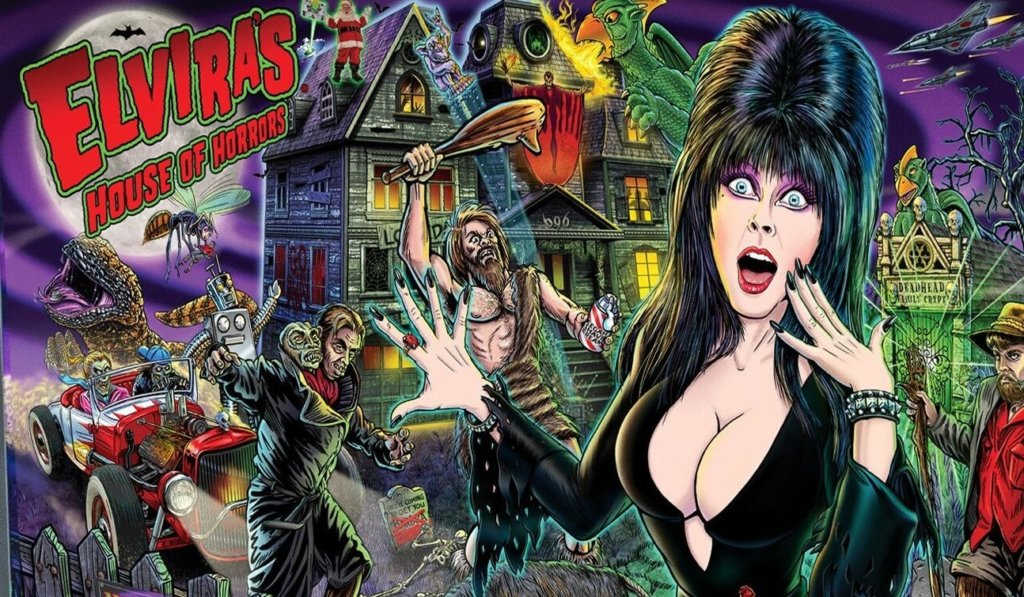 Elvira's House of Horrors (Limited Edition)