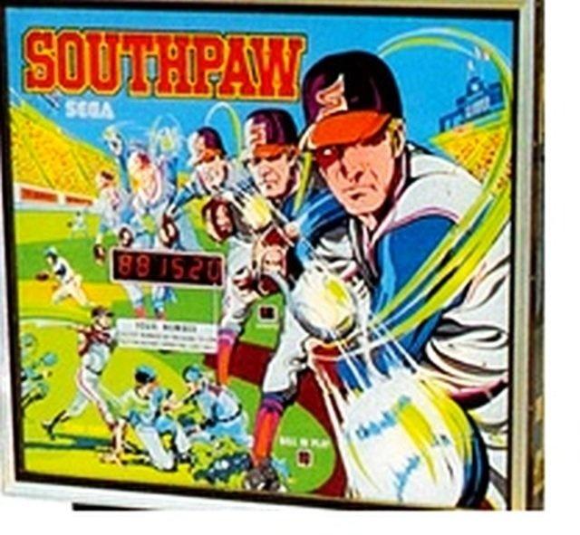 Southpaw Pinball Mods