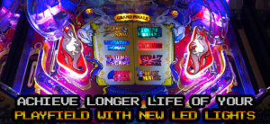 Its Time to Update Your Pinballs LED Lights