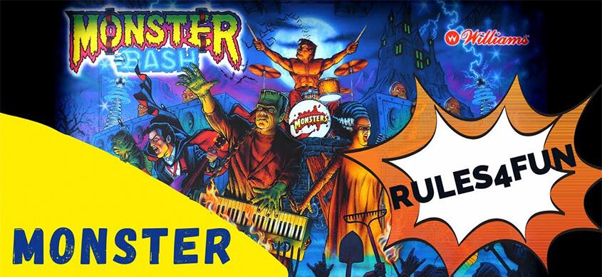Monster Bash Pinball Mods