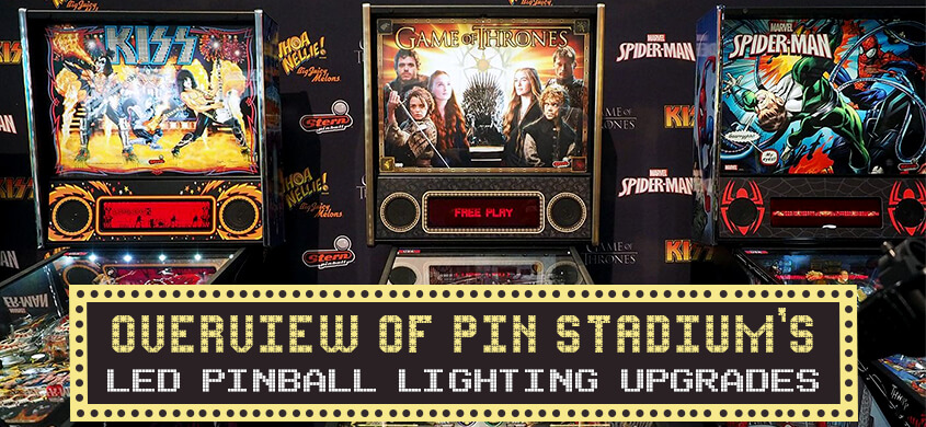 pinball LED kits