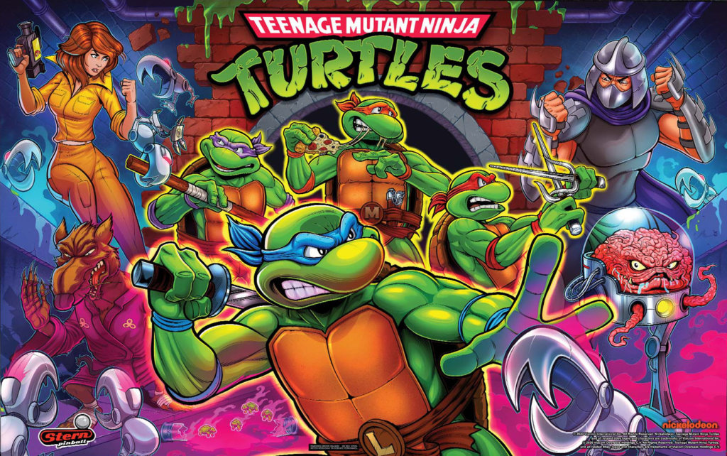 Teenage Mutant Ninja Turtles (Pro) Pinball Mods