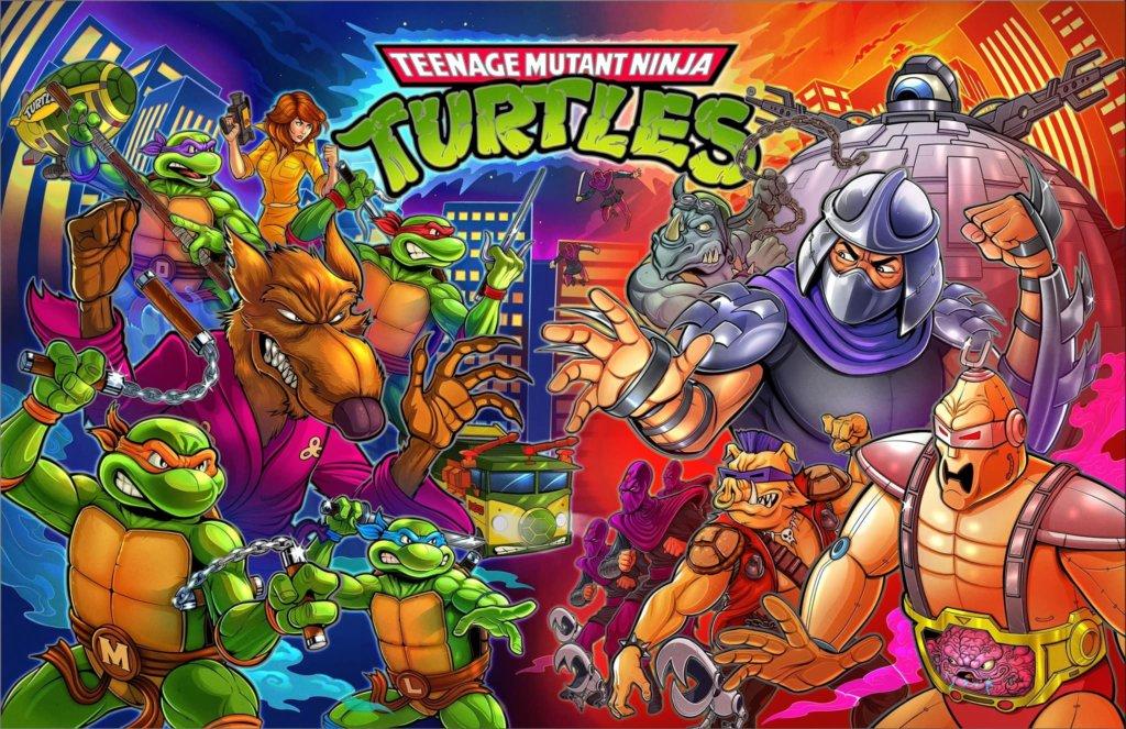 Teenage Mutant Ninja Turtles (LE) Pinball Mods