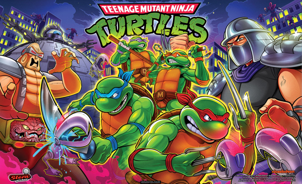 Teenage Mutant Ninja Turtles (Premium) Pinball Mods
