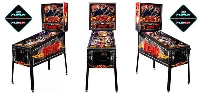 AC/DC Pinball Mods