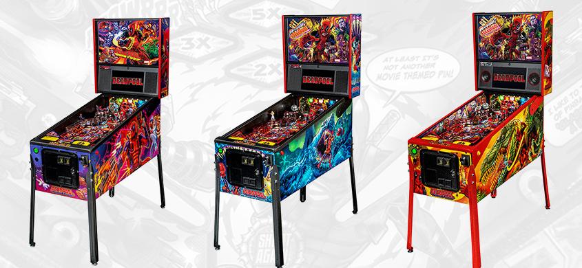 Stern Deadpool Pinball machine