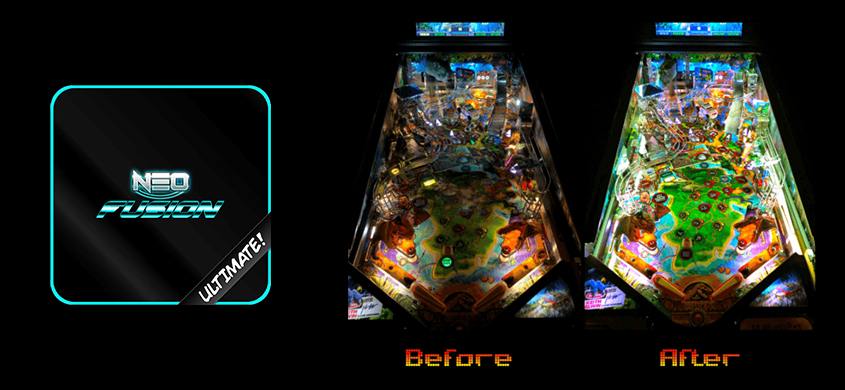 Neo Fusion Pinball Mods