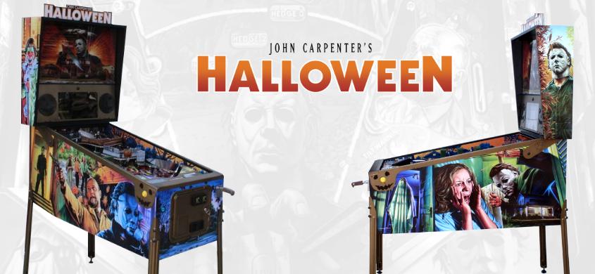 Halloween-Pinball-Machine