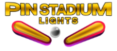 Pin Stadium Lights Pinball Mods LED Lighting
